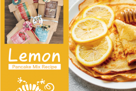 レモンパンケーキミックス